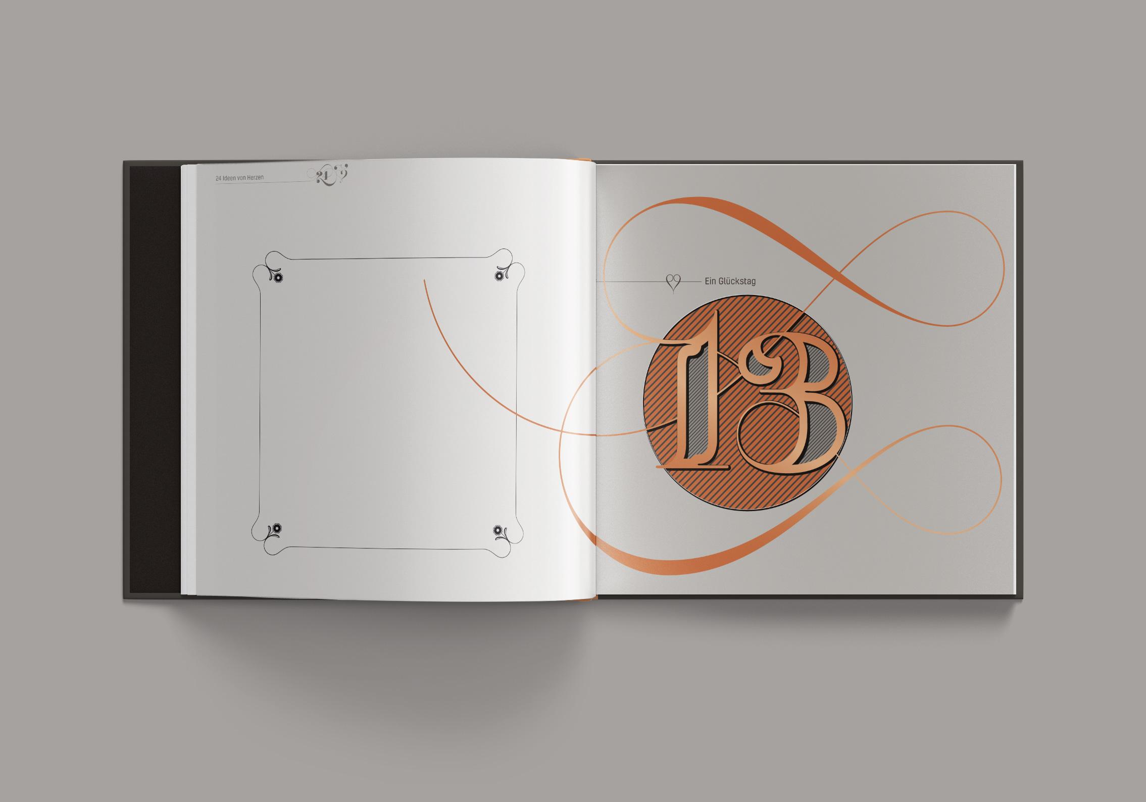 Adventsbuch - 24 Ideen und Momente zum Verschenken